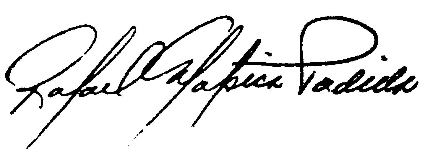 The Rev. Rafael Malpica Padilla
