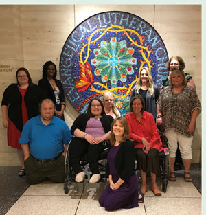 Disability Ministries networking team