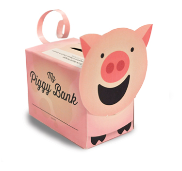 ELCA Good Gifts Piggty Bank