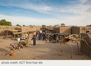 West Africa Sahel Drought Relief