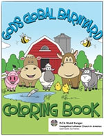 ELCA Good Gifts coloring book