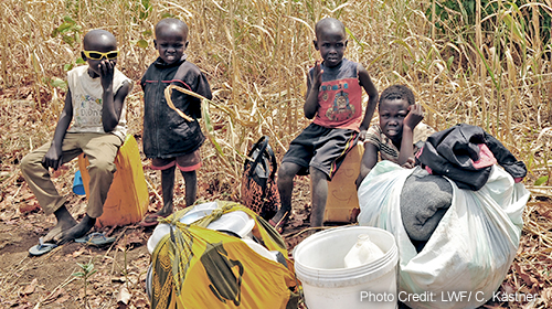 South Sudan Relief