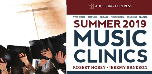 augsburg fortress music clinics
